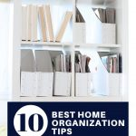 10 best home organization tips