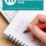 10 top home organization tips
