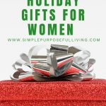 10 best holiday gifts for women