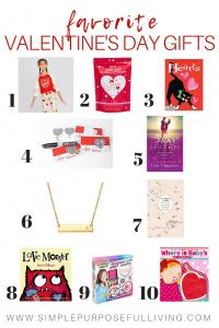 favorite Valentine's Day gift ideas