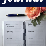 daily christian journal