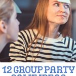 12 group party game ideas