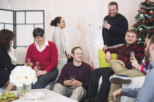 holiday party game ideas