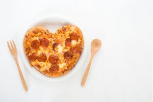 heart shaped pizza valentine's day activity ideas