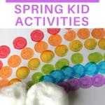 SIMPLE SPRING KID ACTIVITIES