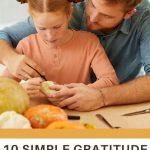 10 simple gratitude activities for kids