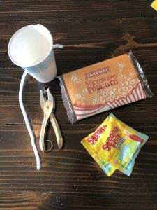 may day basket cup supplies