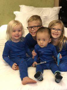 gotcha day matching pajamas