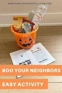 boo your neighbors easy halloween activity for kids