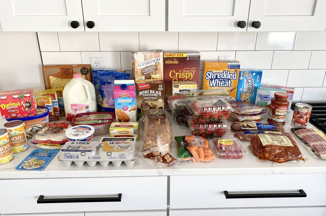 best products to buy at aldi grocery haul