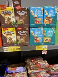 snacks to buy at aldi