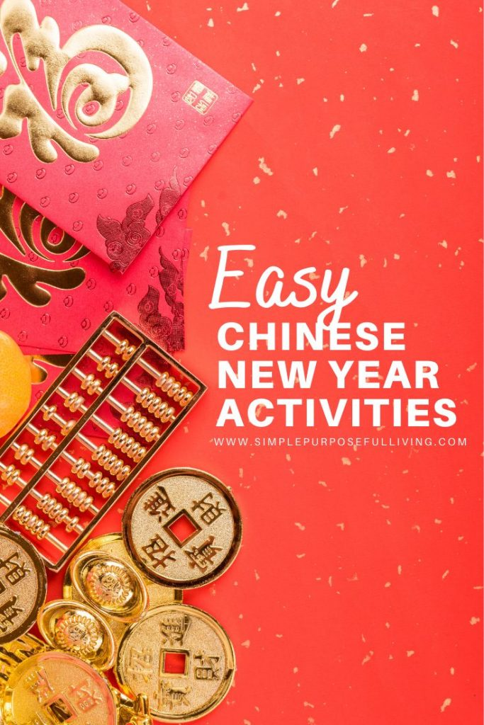 Easy Chinese New Year Activities