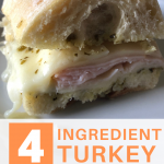 turkey pesto sandwich pin