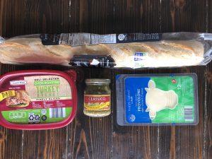 baked pesto turkey sandwich ingredients