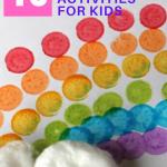 10 easy indoor spring activities for kids