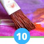 10 indoor easy spring kids activities