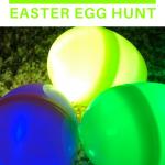 glow in the dark easter egg hunt activities for children