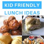 simple kid-friendly lunch ideas