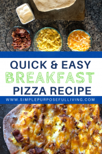 quick and easy breakfast recipe