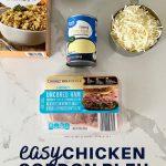 easy chicken cordon bleu bake recipe