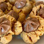 soft peanut butter star cookies