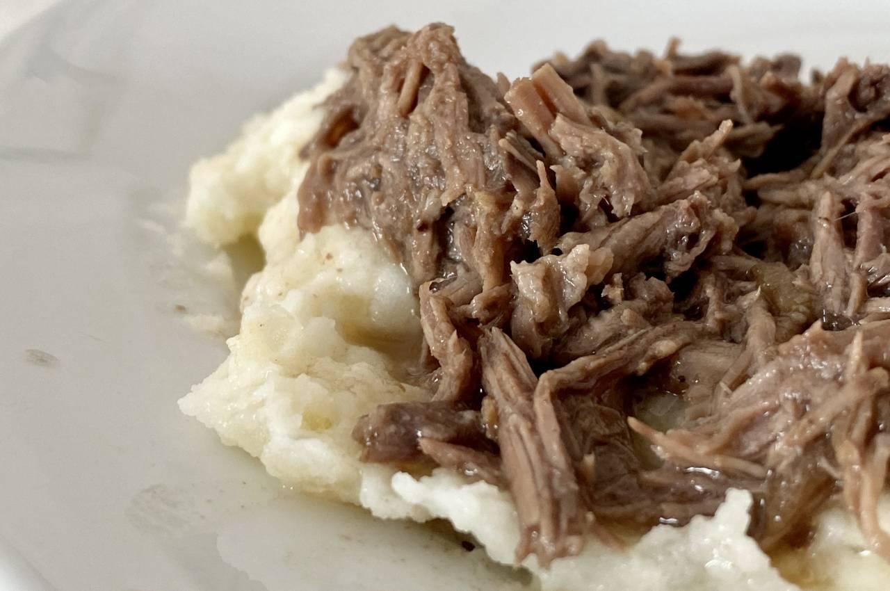 easy slow cooker pot roast recipe