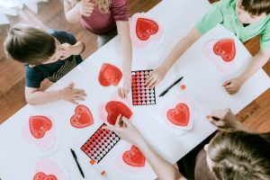 simple valentine's day activity ideas for families