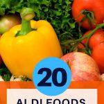 20 Aldi foods not to buy