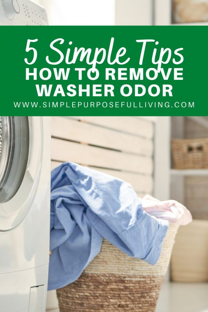 5 simple tips how to remove washer odor