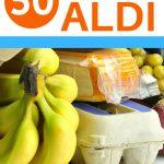 50 best foods to buy at Aldi