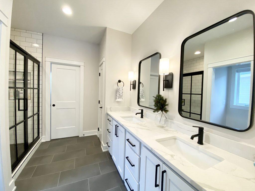 tips to clean shower doors
