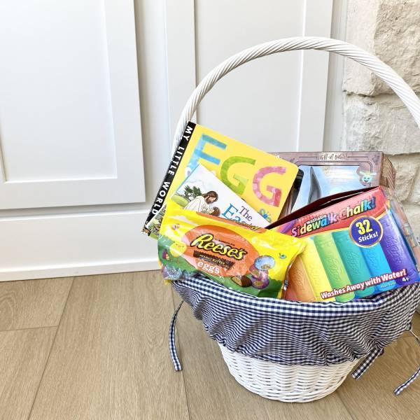Easter basket ideas for kids