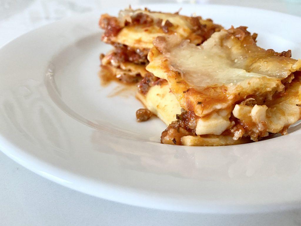 costco ravioli lasagna bake
