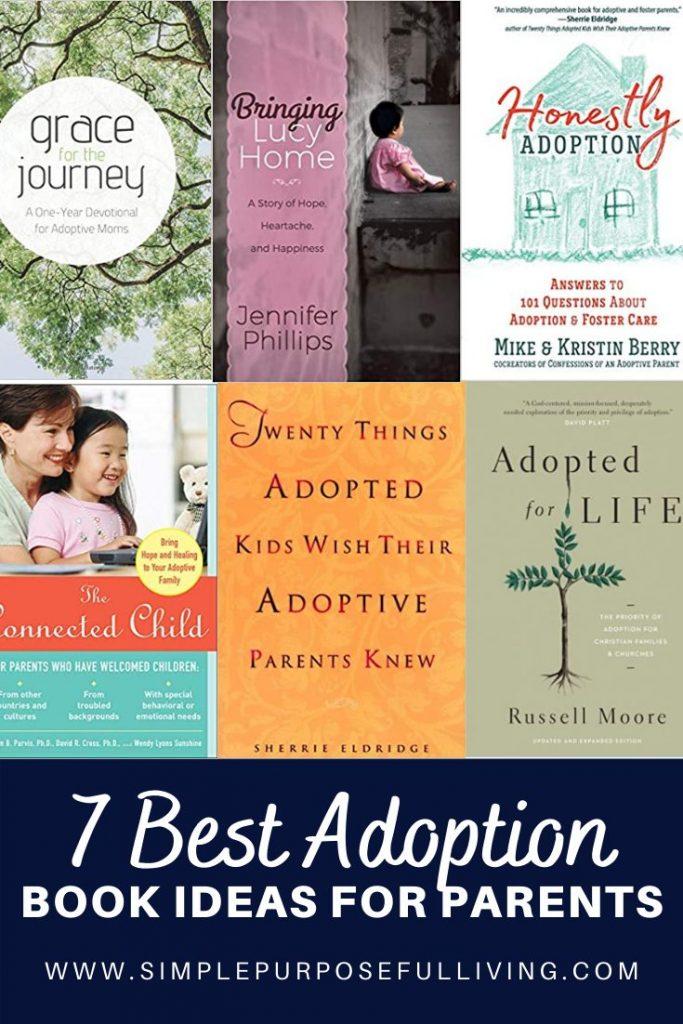 7 best adoption book ideas for parents