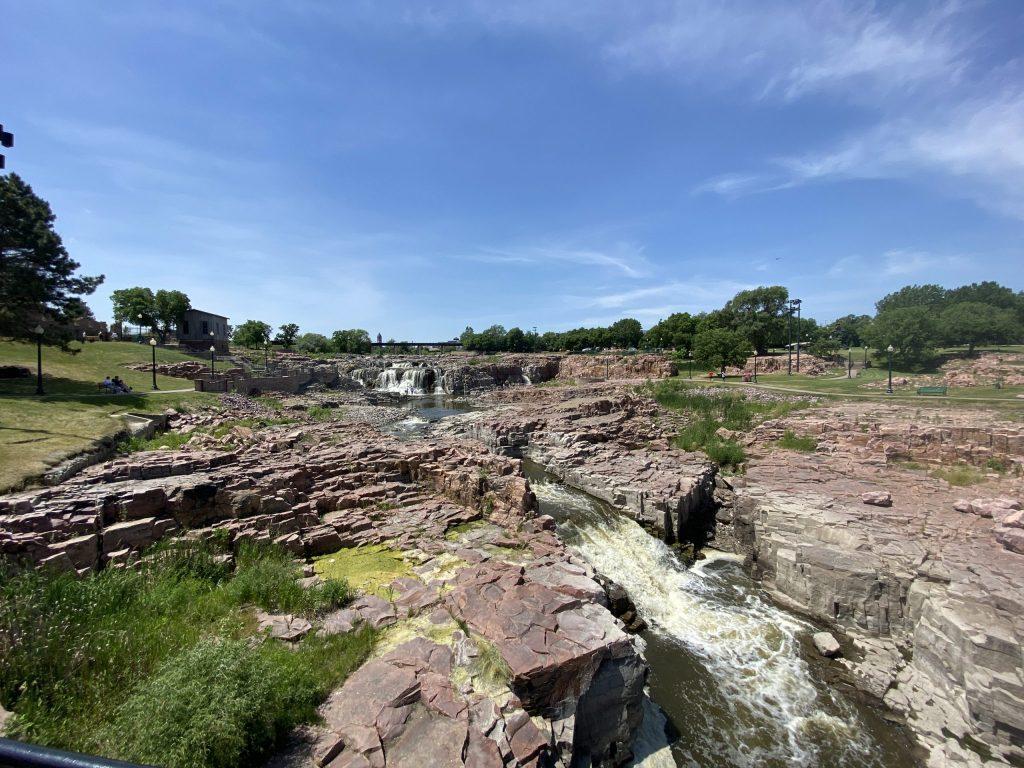falls park sioux falls south dakota