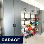 GARAGE STORAGE SYSTEM IDEAS