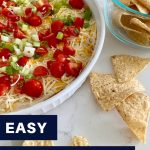 easy layered taco dip recipe