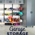 garage storage solution ideas