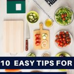 10 easy tips for meal planning