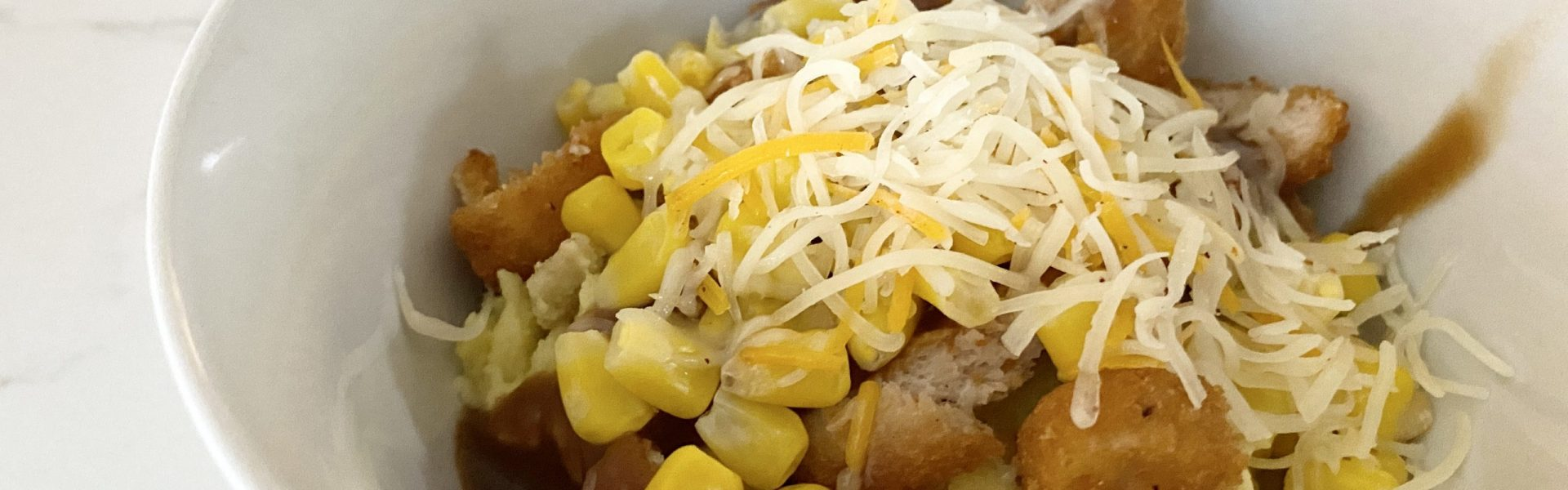 Quick & Easy Loaded Mashed Potato Bowls